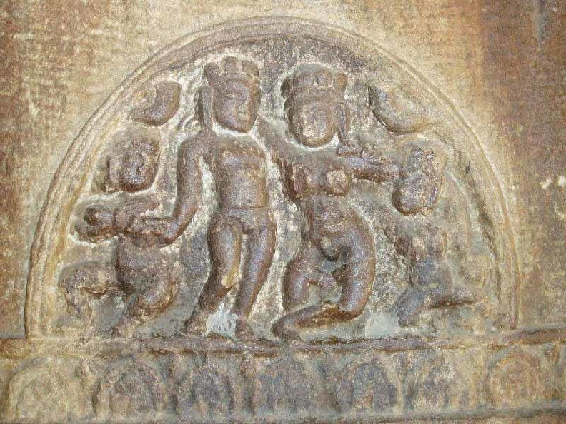 Pattadakal-carvings